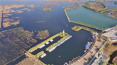 雄安新区规划范围涉及河北雄县、容城、安新3县及周边部分区域,图