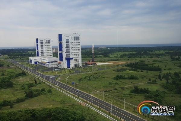 海南文昌航天发射场内景。南海网记者刘洋摄(我其实很美的?我占地16000余亩哦)