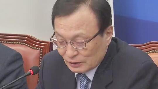 资料图:韩国总统文在寅派往中国的特使李海瓒
