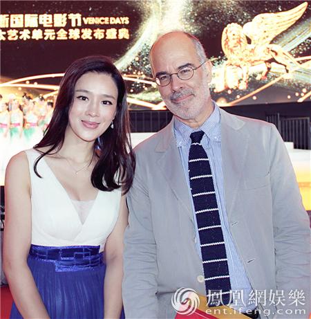 《云在故乡等我》受邀威尼斯国际电影节 周显欣出席