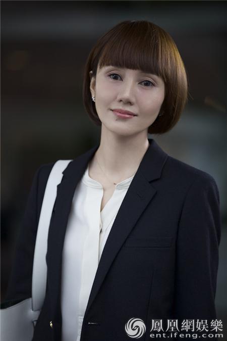《我的前半生》仗义闺蜜袁泉 最美最帅的样子她都有