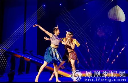 广西舞蹈诗《侗》在国家大剧院展演 咏叹出美好意境