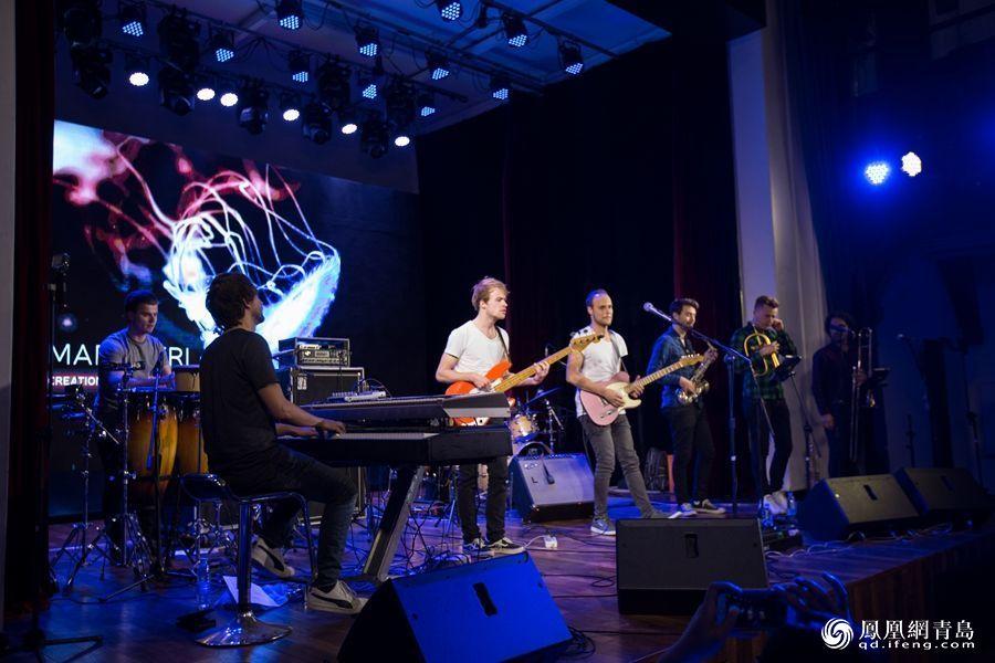 荷兰乐队marutyri亚洲巡演青岛站圆满落幕