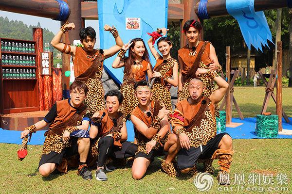 郑恺王祖蓝《了不起的兽人族》再合作 还原野生部落群