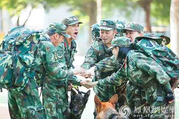 《奇兵神犬》再夺收视冠军 杨烁张馨予警犬情感深