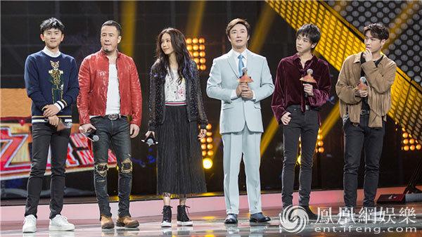《天籁之战2》第八期嘉宾及歌曲名单 张艺兴亮相战花鼓戏