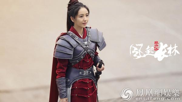 [专访]佟丽娅:感谢《琅琊榜》的成功 让我占了大便宜