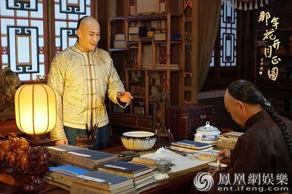 2017剧王花落原创大作《那年花开月正圆》