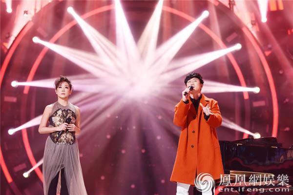 《梦想的声音2》收官 林忆莲林俊杰同台再唱金曲