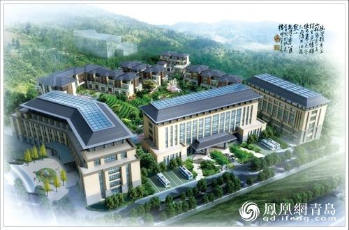 凤观青岛  万里江茶业于2001年投资1000多万创办了崂山区第一家茶叶研
