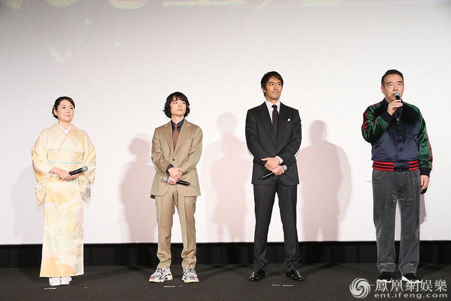 《妖猫传》日本上映3天收3.67亿 盛唐气象美哭观众