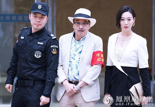 杜海涛出演《新万家灯火》 张雅蓓职场御姐时尚吸睛