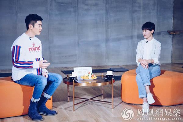 杜江:毕业十年不急于评价自己,想做享受表演的演员