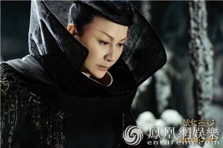 徐克《狄仁杰之四大天王》曝预告 刺激故事爽爆暑假