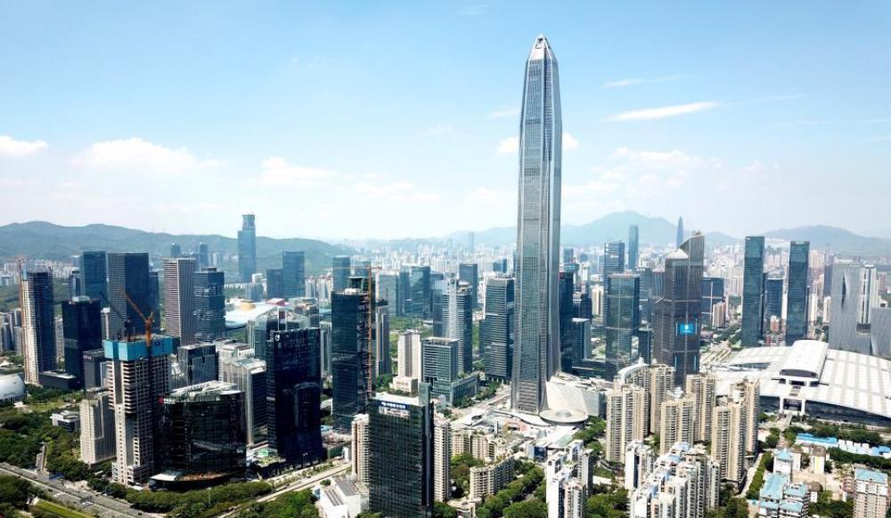 改革开放40周年:深圳生长的力量