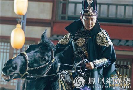 唐朝男友齐聚《四大天王》 演出了徐克心中的样子
