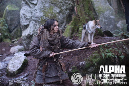 《阿尔法:狼伴归途》曝口碑预告 9.7大开眼界