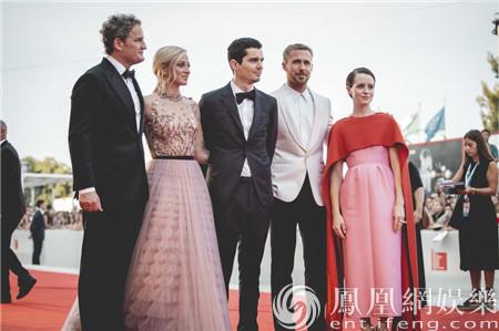 《登月第一人》揭幕威尼斯电影节 新鲜度高达92%
