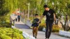 河北枣强:废弃污水坑塘变身生态公园
