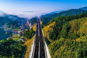 湘中腹地将迈入全高速时代 马安高速即将建成通车