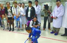 今年西安将推动残疾儿童少年康复救助制度全面落实