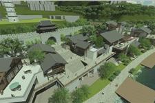 古夔州民俗风情街