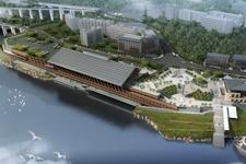 宝塔坪游客换乘中心及停车场建设工程