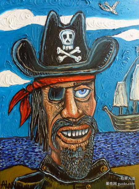 为什么海盗总是要一只眼睛带着眼罩?难道是真瞎了?