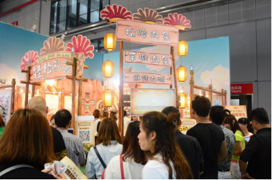 上海大虹桥美博会 最 火 的品牌是哪家