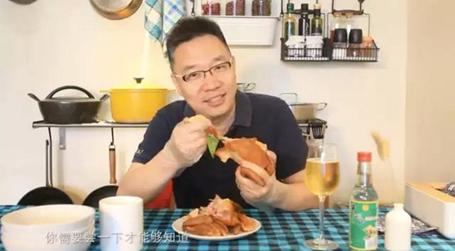 城玩!大饭工作室启动美食代言造吃货网红全民门附近的玉祥西安图片