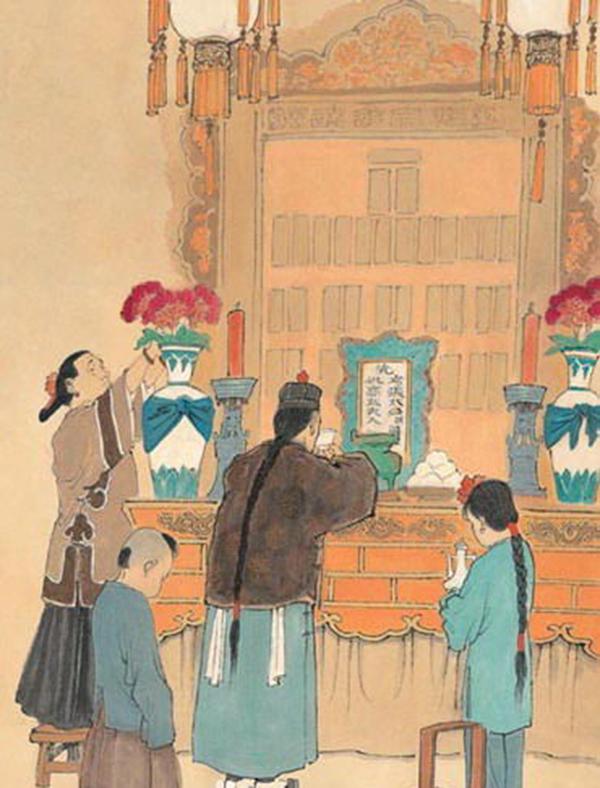 祭神明祭祖先祭孤魂野鬼:人类如何在七月十五狂欢?