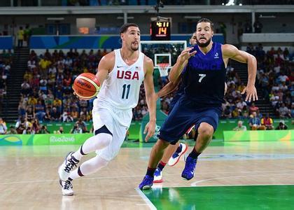奥运会男篮决赛美国男篮VS塞尔维亚男篮视频