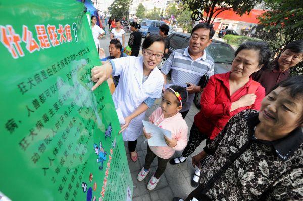 中国成狂犬病流行国 港媒:八成宠物狗未接种疫苗