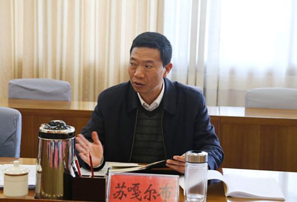 四川发布89名干部任前公示:苏嘎尔布拟提名凉