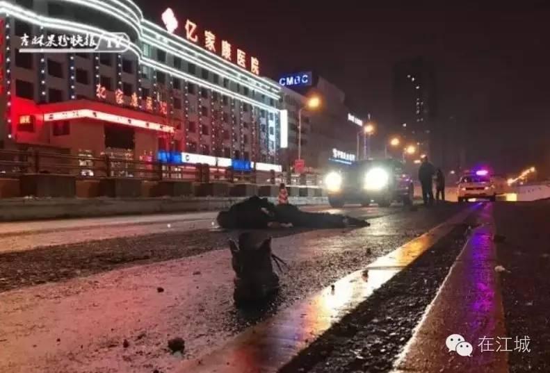 吉林市解放大路与青岛街