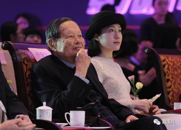 杨振宁与中国五代领导人