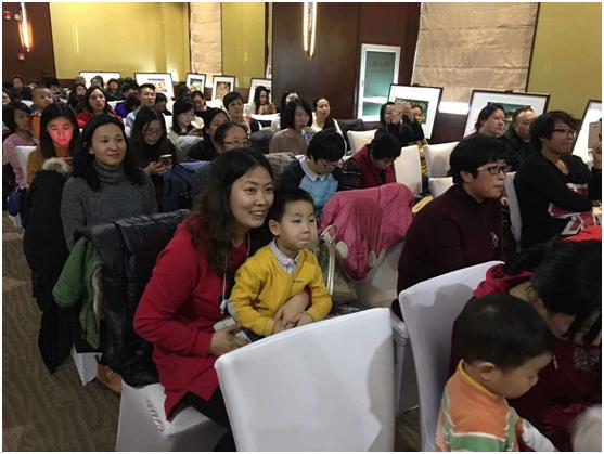 大V店50个V友家庭受邀出席世界绘本大师新作发布会
