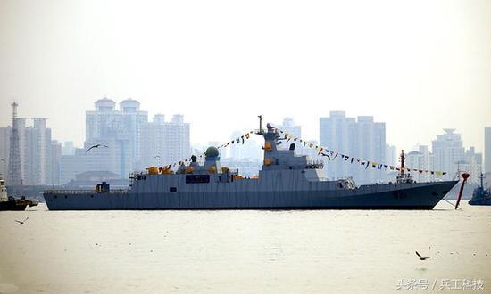中国已向7国出口13型战舰这款卖的最好畅销亚非4国