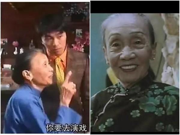 她是周星驰御用阿婆,67岁出道如今94岁仍未婚