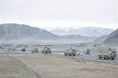 毒品、槍支,新疆喀什這個國門每天上演邊境風雲