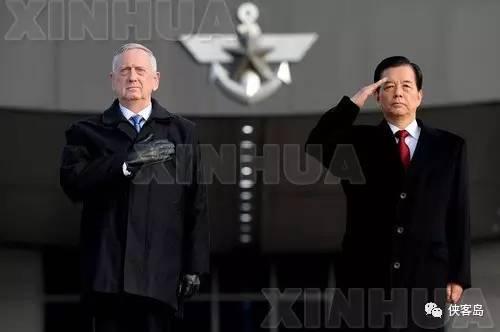 美国鹰派新防长,居然对中国如此低调?