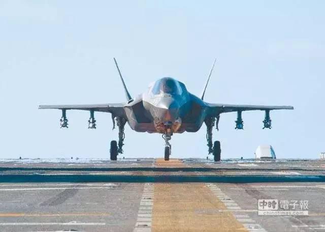 台军方欲向美国购买F-35战机?美专家:你买不起