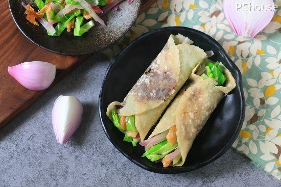 立春民间饮食风俗鸡肉时蔬春饼香至
