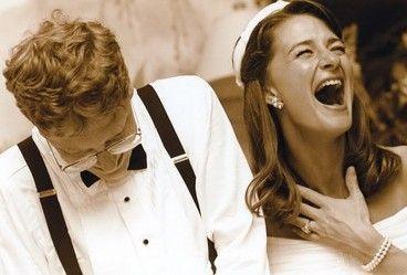 首富比尔盖茨与老婆结婚时居然提出这样的要求,匪夷所思!