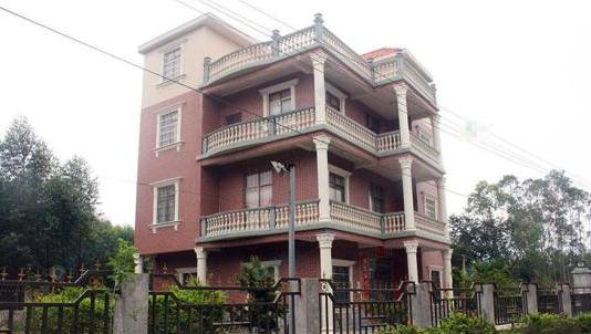 农村外墙瓷砖搭配 房子外观搭配 外墙瓷砖生产厂家