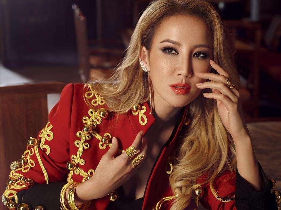 赛菲尔珠宝携手coco李玟世界巡回演唱会献上惊喜图片