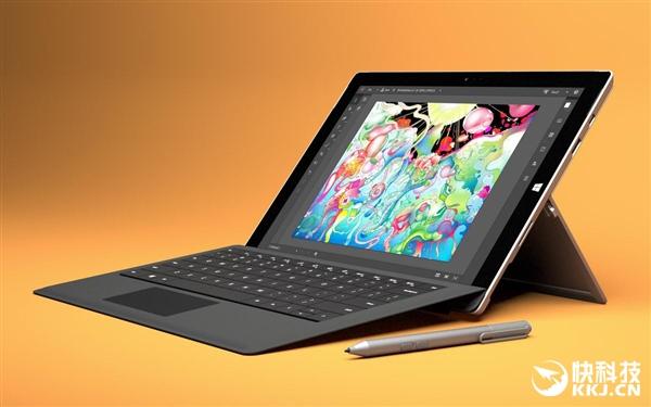 总算盼来Surface Pro 5!国行已过审
