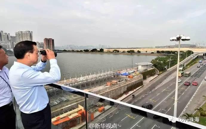 李克强关心的港珠澳大桥通车时间曝光