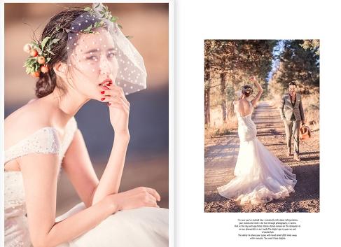 青岛一些擅长拍摄多元化风格婚纱照的知名工作室--【棠朵摄影工作室】