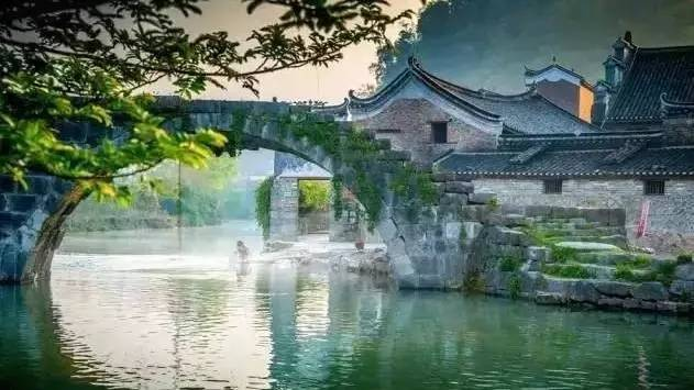 湖南私藏了8个不为人知的古村落 比江南更适合发呆